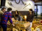 salle commune de jeux enfants adolescents