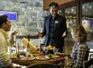 restaurant résidence Argentière Chamonix