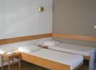 chambre lit couchage résidence Bagnères de Bigorre