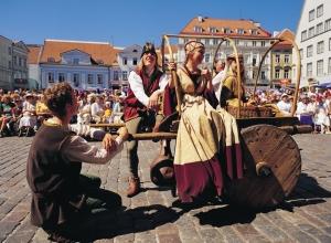 Estonie - 4 jours et 3 nuits - à partir de 495€