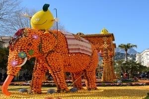 Carnaval de Nice et Menton - 6 jours et 5 nuits - à partir de 960€