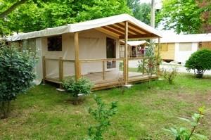 Camping Arcachon - La Hume - à partir de 250€