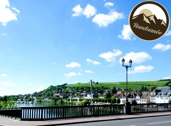 Séjour-randonnée dans l'Yonne avec Routes du Monde ATC