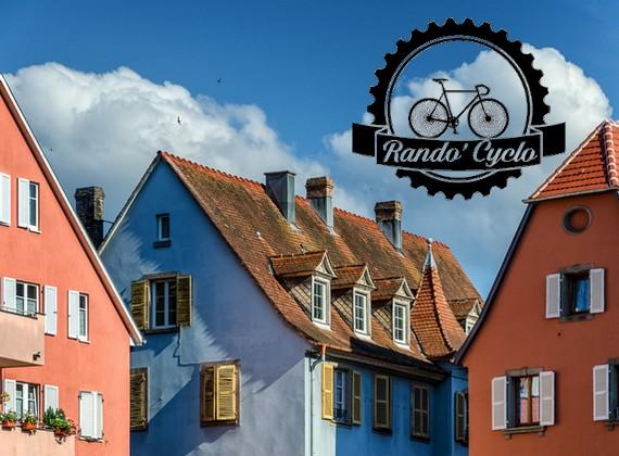 En route pour une rando-cyclo avec Routes du Monde ATC